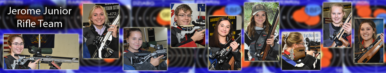Jerome Jr Rifle Team